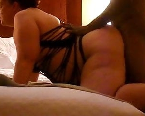 Another BBC-BBW Doggystyle Production
