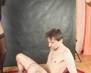 net find two femdoms used his ass