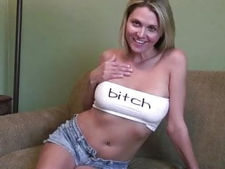 Bitchy Girl Wants You to Suck Cock