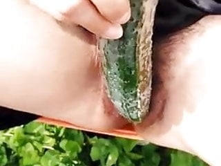 Chinese milf masturbation