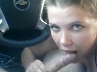 Girlfriend Blows me in the Car xIJWHx